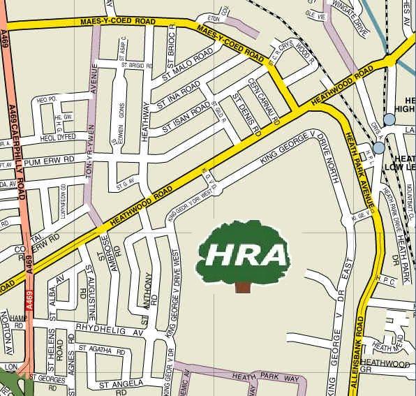 Heath Residents Association Litter Pick
